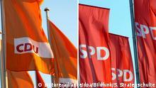 Symbolbild | CDU/SPD-Koalition