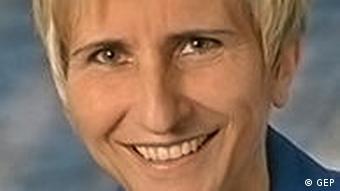 die evangelische Pfarrerin Lucie Panzer Stuttgart