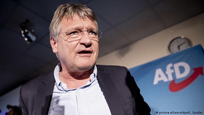 Europawahl - Berlin AfD Jörg Meuthen (picture-alliance/dpa/C. Soeder)