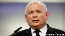 Polen Jaroslaw Kaczynski PiS