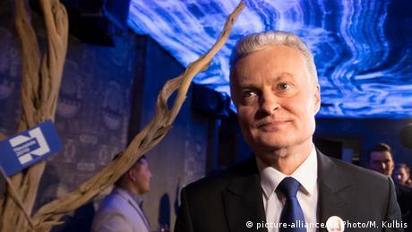 У Литві на виборах президента перемагає Гітанас Науседа