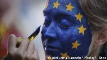 Belgien Europawahl in Brüssel
