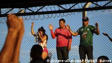 Brasilien Manaus Unruhen in brasilianischem Gefängnis