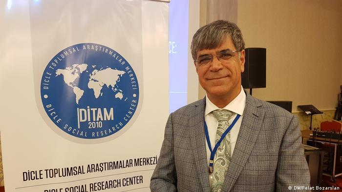 DEP eski milletvekili Sedat Yurtdaş