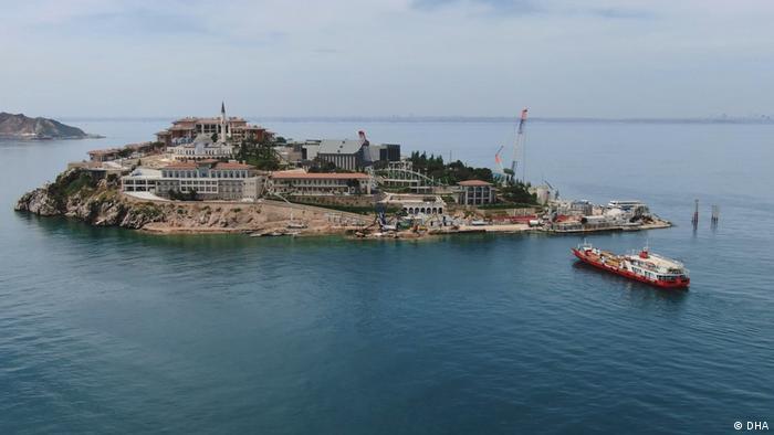 Türkei Insel Yassiada