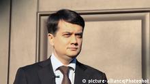 Ukraine Kiew Dmytro Razumkov Berater Selenskyi