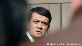Лідером Слуги народу є Дмитро Разумков