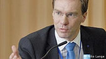Директор украинского представительства Фонда им. Аденауэра Нико Ланге