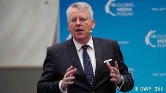 Directorul general al postului DW, Peter Limbourg