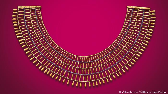 Выставка Золото фараонов