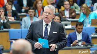 Генеральний директор Deutsche Welle Петер Лімбурґ