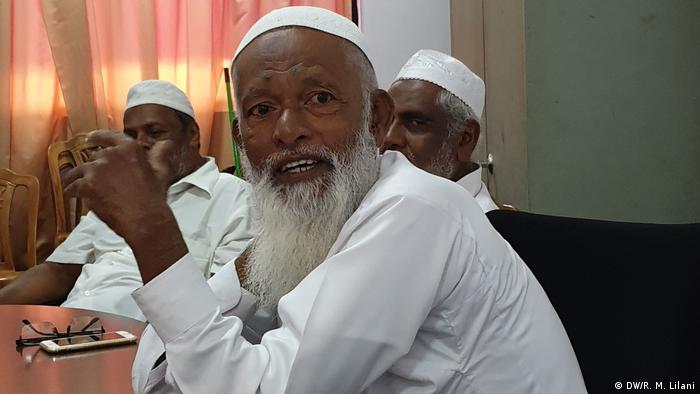 Mohamed Anwar laments the state of Muslims in Negombo following the Easter attacks