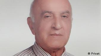 Dr. Subhi Nazem Tawfiq - irakischer Militärexperte (Privat)