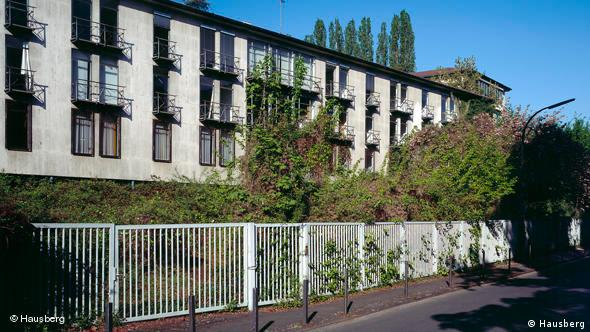 Die ehemalige französische Botschaft in Bonn