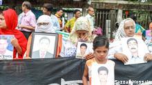 Bangladesch Dhaka Menschenrechtsorganisation Odhikar zu Verschwundenen