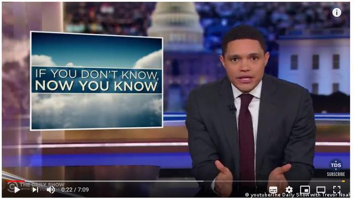 Screenshot Youtube | If You Don't Know, Now You Know: 5G | The Daily Show