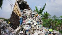 Indonesien - Zulieferung von Ecoton bezüglich Australischer Müll in Ost-Jawa
