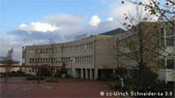 FernUniversität in Hagen Philipp Reis Gebäude PRG