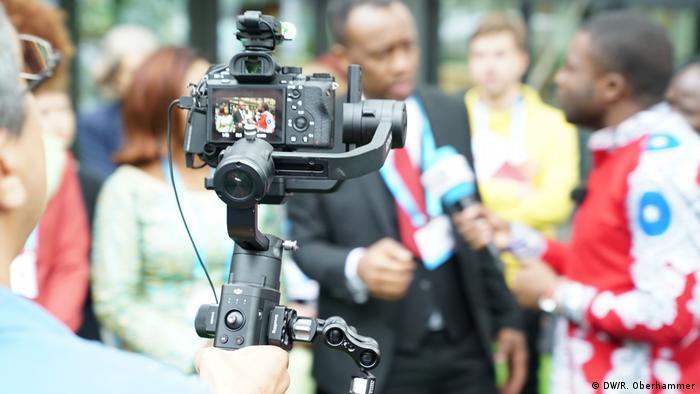 Global Media Forum (DW/R. Oberhammer)