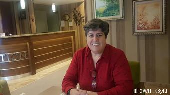 Canan Güllü - Vorsitzende der Frauenverbände in der Türkei