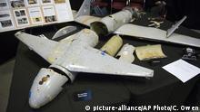 USA Washington | Iranische Qasef-1 Flugkörper