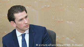 Sebastian Kurz | Misstrauensvotum in Österreich