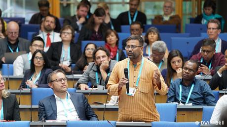 Plenary Session: The future of local journalism (DW/P. Böll)