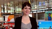 Mercedes D'Alessandro | argentinische Ökonomin und Gründerin der Site Feminist Economics