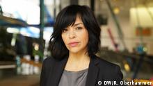 DW Global Media Forum 2019 | Freedom of Speech Award | Anabel Hernández (Journalist, Mexico) DW/R. Oberhammer