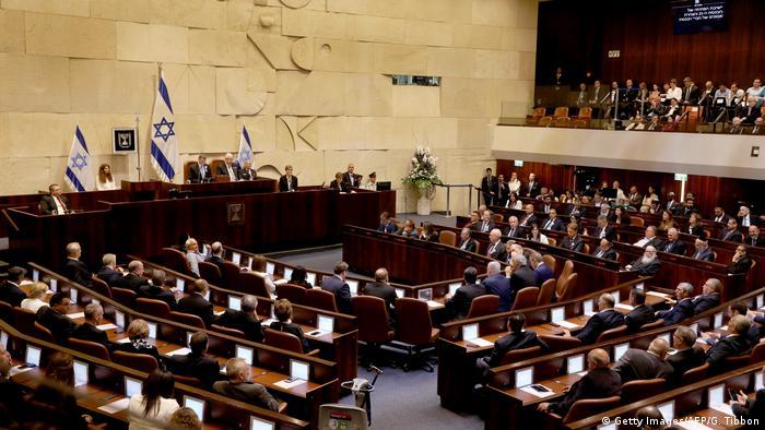 Israel | Knesset (Getty Images/AFP/G. Tibbon)