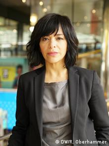 Anabel Hernández, periodista mexicana y autora de esta columna