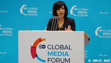 Freedom of Speech Award 2019 | 2019 Winner: Anabel Hernández (Journalist, Mexico)