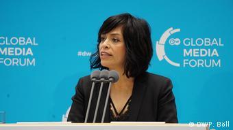 Freedom of Speech Award 2019 Winner: Anabel Hernández (Journalist, Mexico)