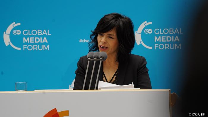 Freedom of Speech Award 2019   2019 Winner: Anabel Hernández (Journalist, Mexico)