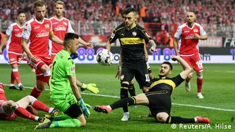 Bundesliga Relegation Playoff - Union Berlin v VfB Stuttgart