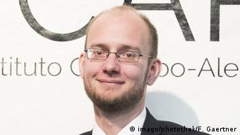Stefan Peters | Politologe