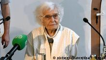 Deutschland 100-jährige Lisel Heise in den Stadtrat gewählt