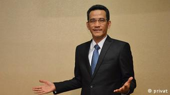 Indonesien Refly Harun Staatlicher Experte für Verwaltungsrecht (privat)