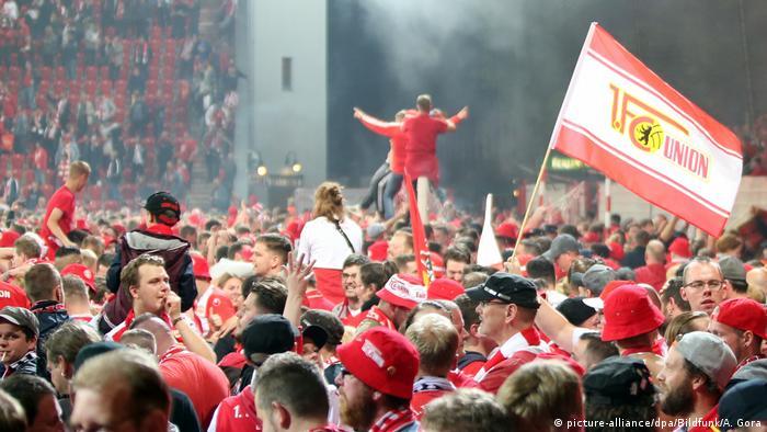 1. FC Union Berlin steigt in 1. Fußball-Bundesliga auf