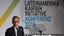 Berlin Maas bei Lateinamerika-Konferenz im Auswärtigen Amt