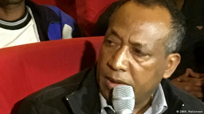 Äthiopien   Diskussion über Bürger Sicherheitslage (DW/A. Mekonnen)