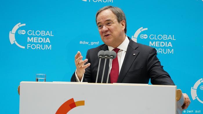 Keynote Armin Laschet (Minister President of the German State of North Rhine-Westphalia (NRW))