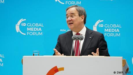 Armin Laschet (Minister President of the German State of North Rhine-Westphalia (NRW))