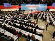 Από το συνέδριο του SPD στη Δρέσδη