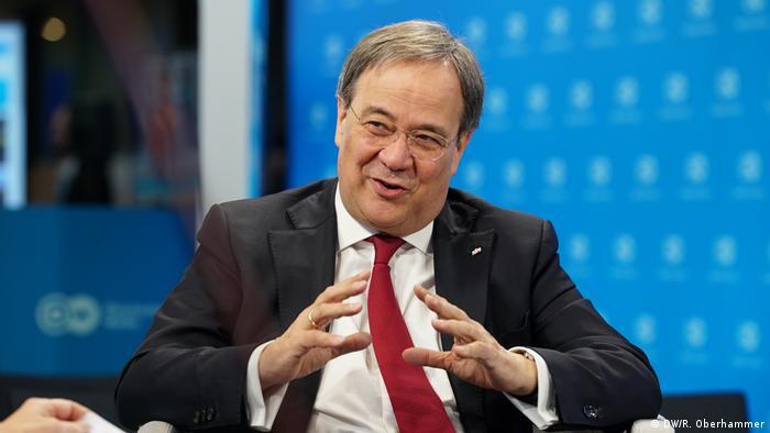 Político democrata cristão alemão Armin Laschet