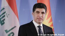Nechirvan Barsani Präsident der autonomen Region Kurdistan