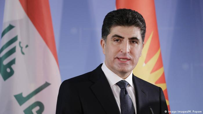 Nechirvan Barzani, President of the Autonomous Region of Kurdistan (Imago Images/M. Popow)