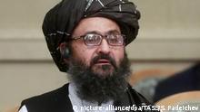 Russland Moskau Afghanistan-Gespräche Mullah Baradar Taliban