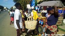Mosambik Inhambane Impression Stadt und Leute