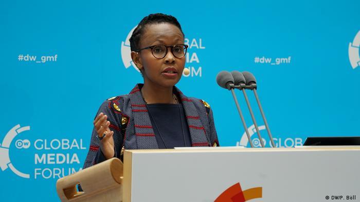 Juliana Rotich - Tech entrepreneur, Kenya (2019)
